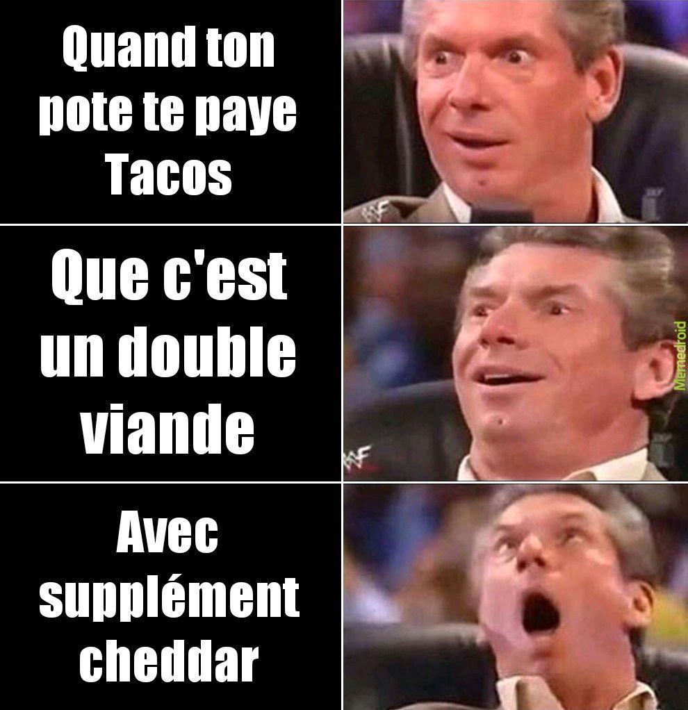 TACOS ? - meme