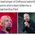 It's a Were-Fieri!