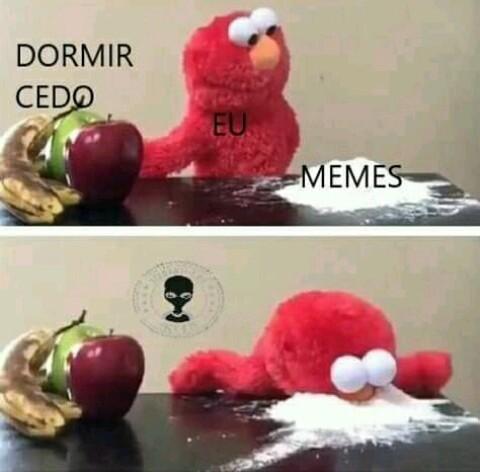 Quando eu faço meme original não passa na moderação