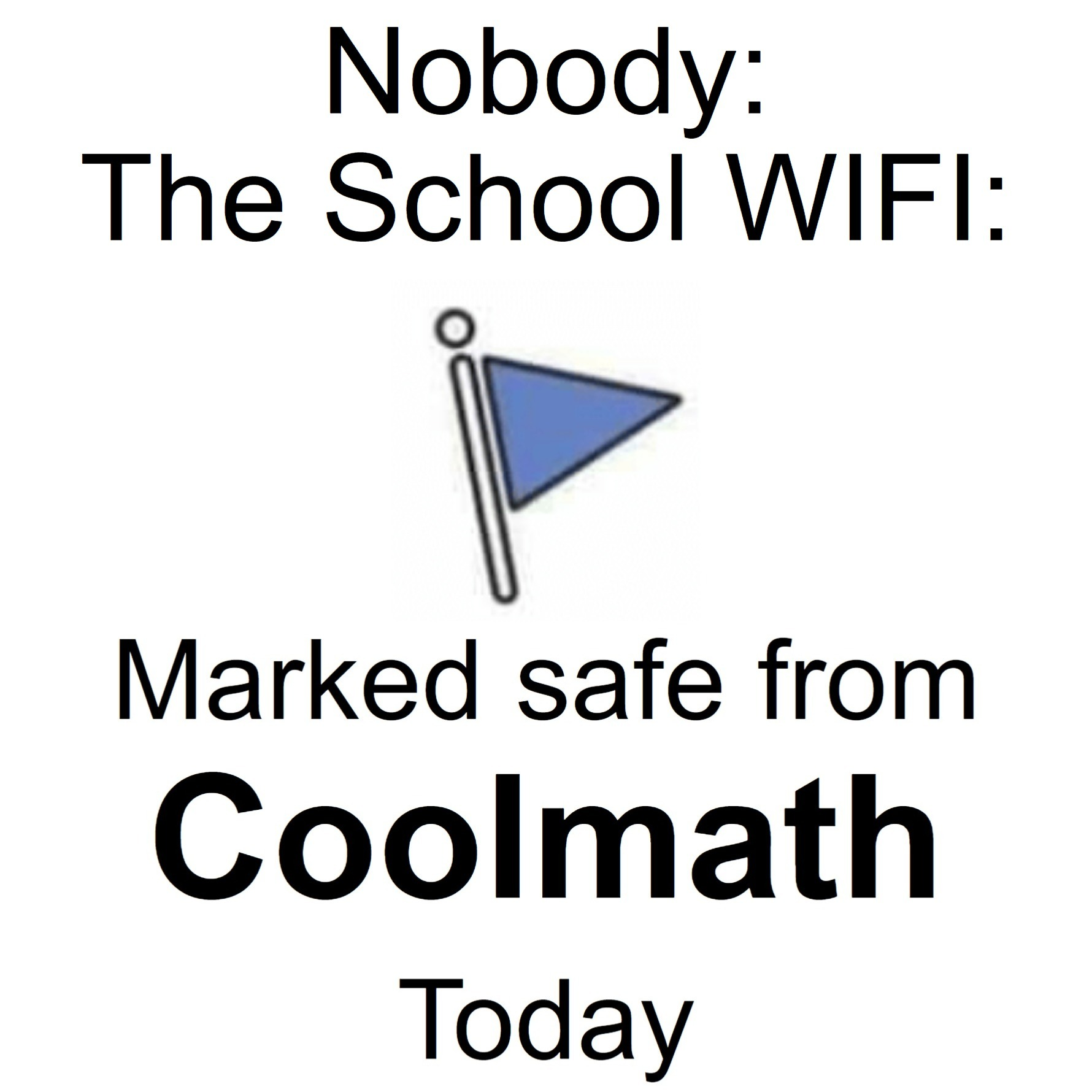 Coolmath RIP - meme