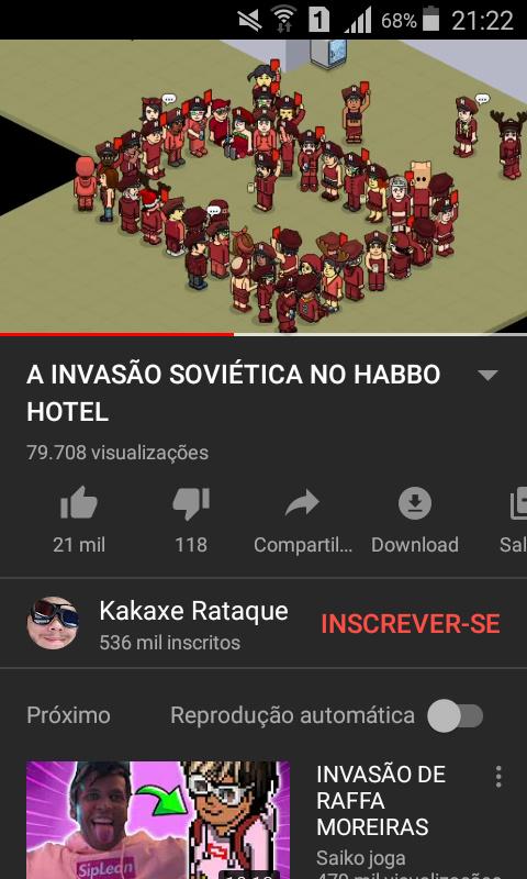 Só deu certo o comunismo no Hotel Habbo - meme