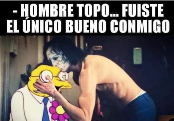 Quien rechaze es peruano - meme