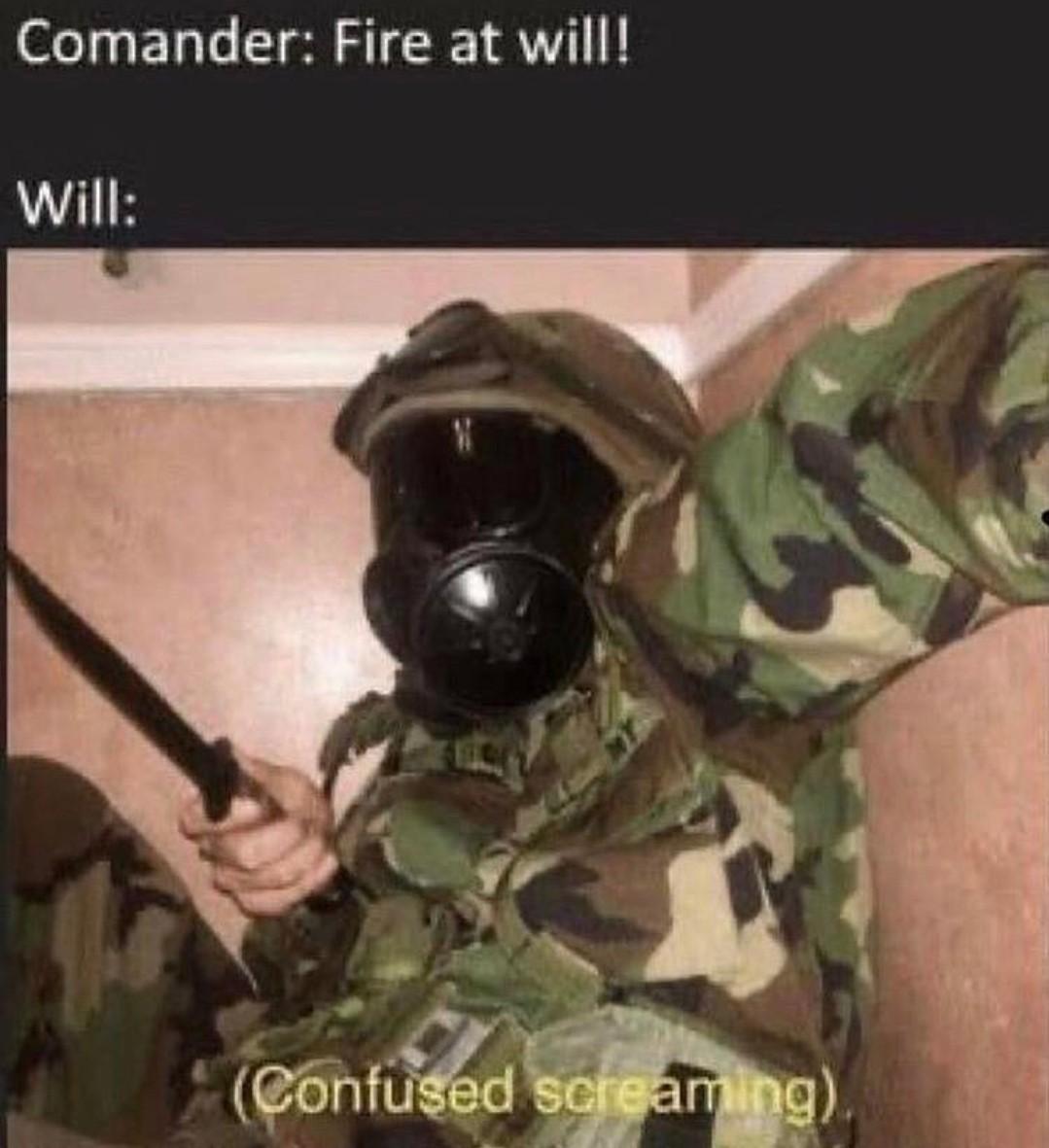 Poor will - meme