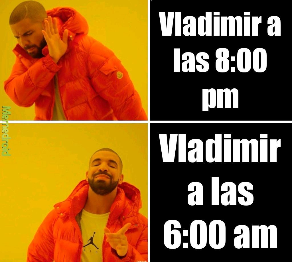 VLADIMIR - meme