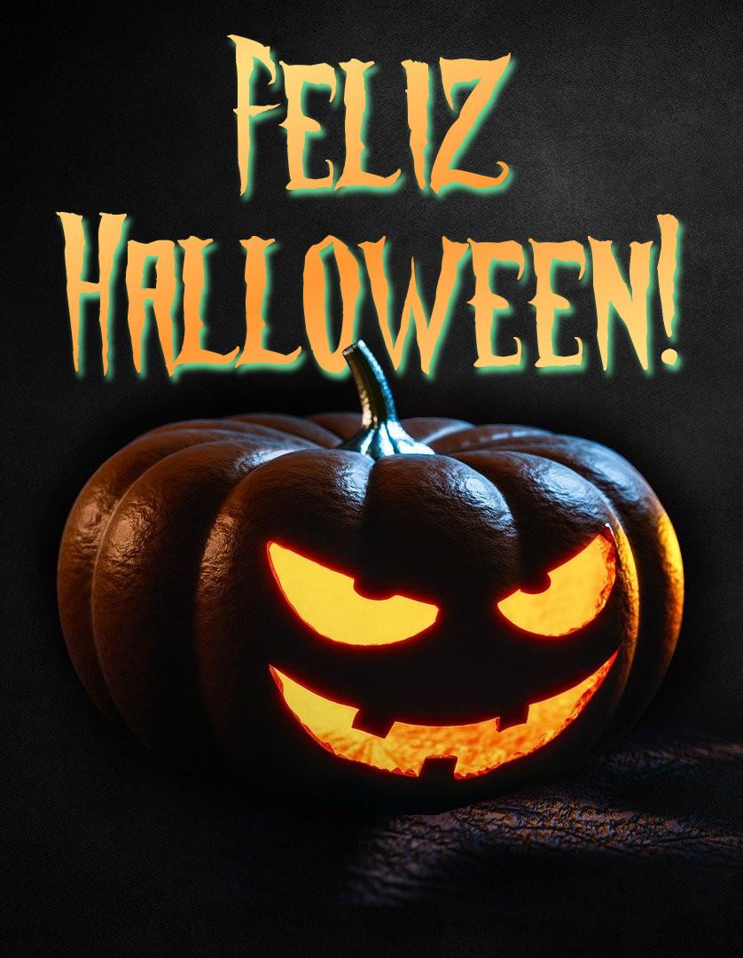 Feliz Halloween! - meme