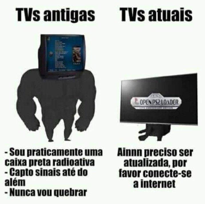 TVs - meme