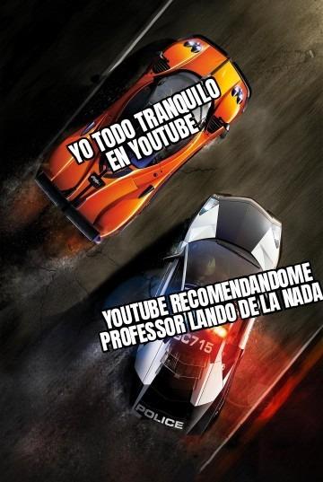 Ese Youtuber Esta Ahí Acechandome Y Meme Basico
