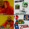 Edite el meme anterior, solo puse literatura gamer de verdad ;)