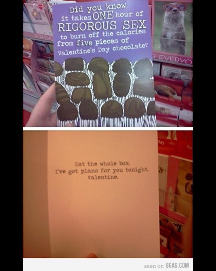 Eat all the chocolate ( ͡° ͜ʖ ͡°)