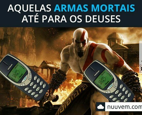 Nokia do olimpio - meme