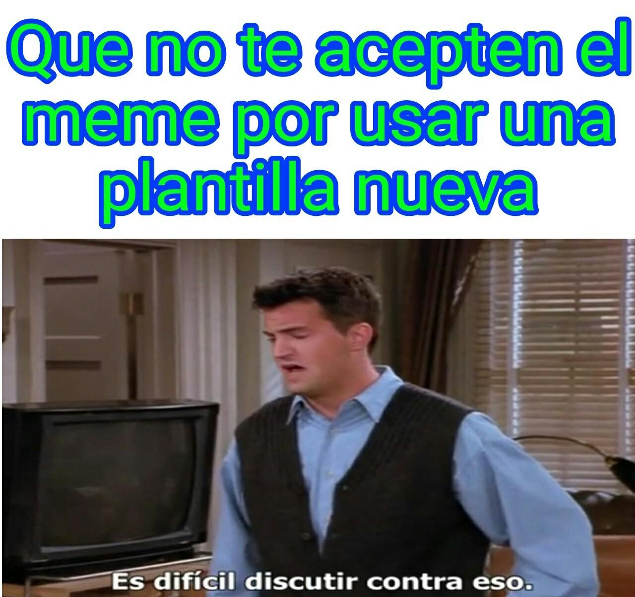 Es Imposible - meme