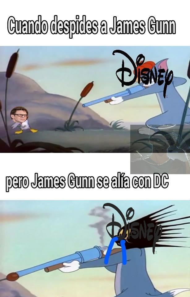 Disney, ¿que pendejada hiciste? - meme