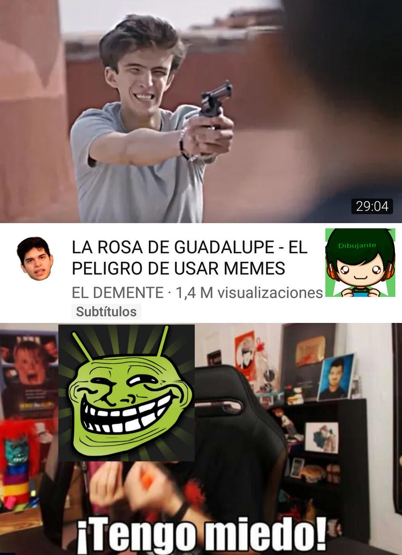 Peligro memes xdxd