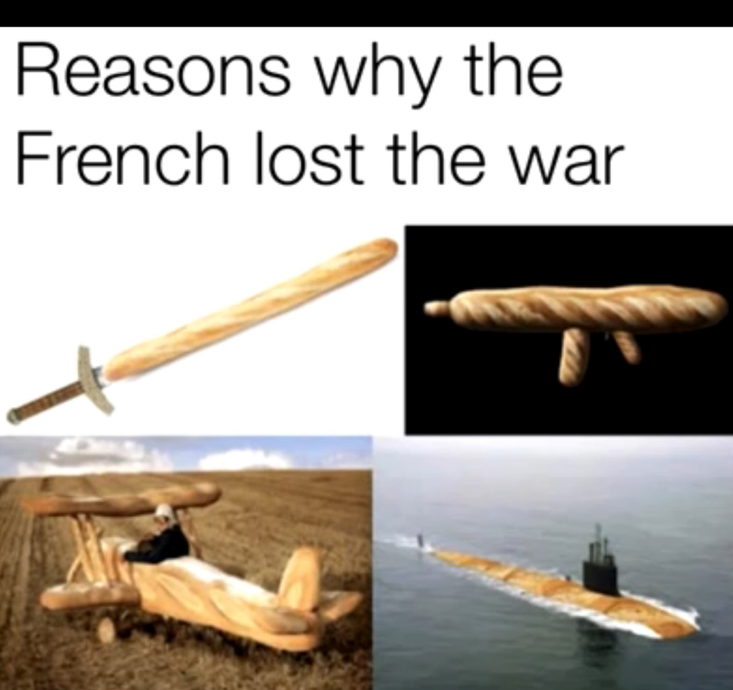 French bread - meme