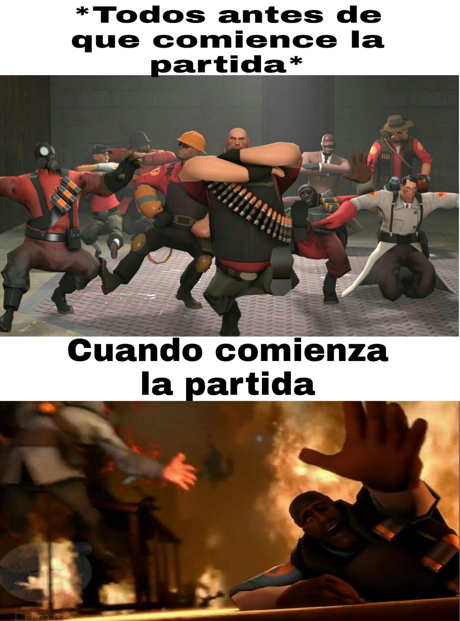 Tf2 in a nutshell - meme