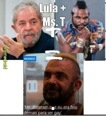 Ms Lut - meme