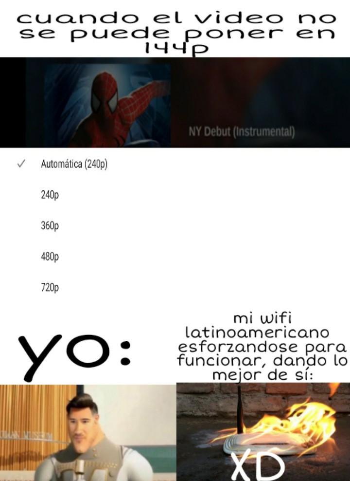 Momento latinoamerica - meme