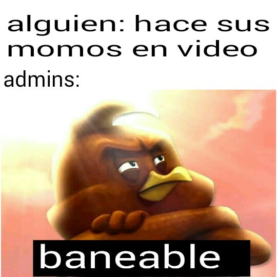 Momento otalker - meme