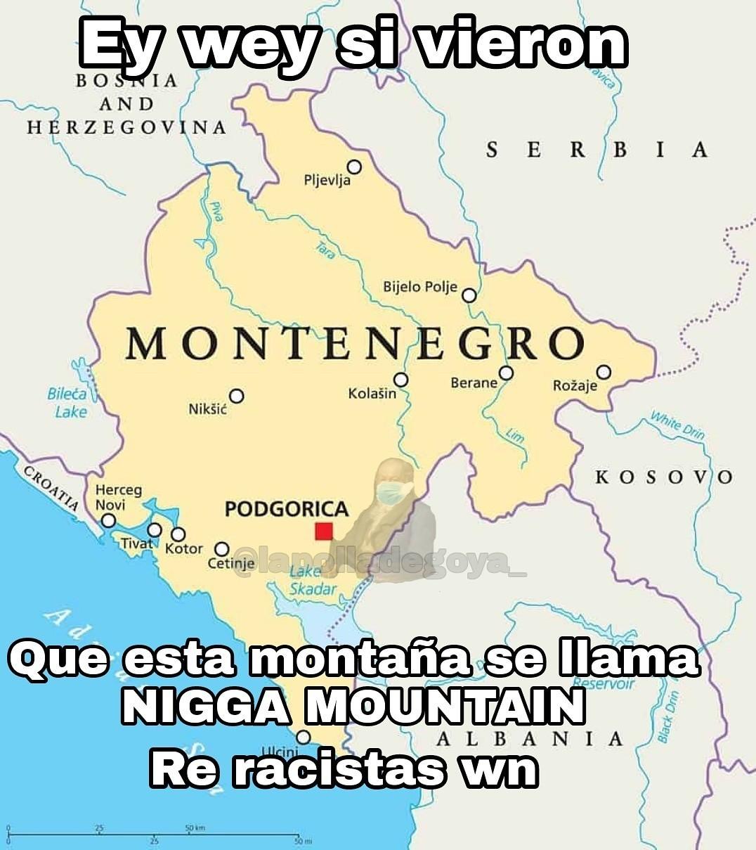 Re racistas wnnnn - meme