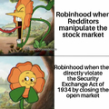 F robinhood