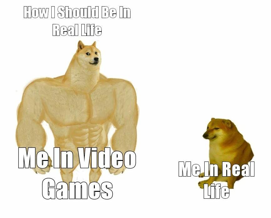 In Real Life - meme