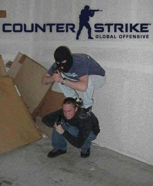 counter strike - meme