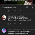 Peruanos xD