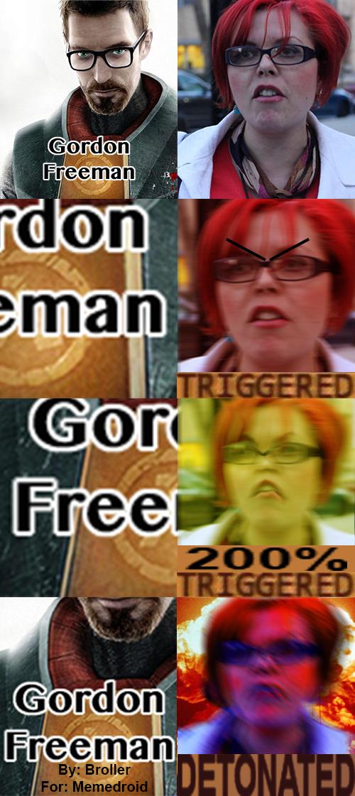 Feminazis be like - meme