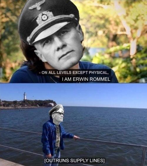 Blitzkrieg Doctrine FTW - meme