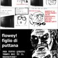 Flowey e il narratore di nudi e crudi