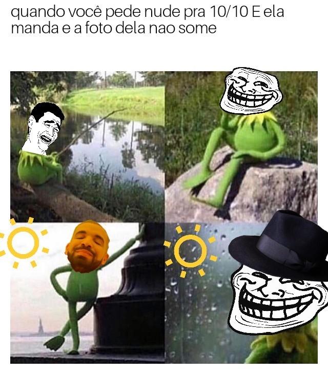 Negativem o first - meme