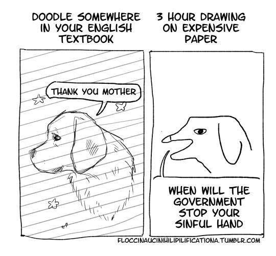 Draw - meme