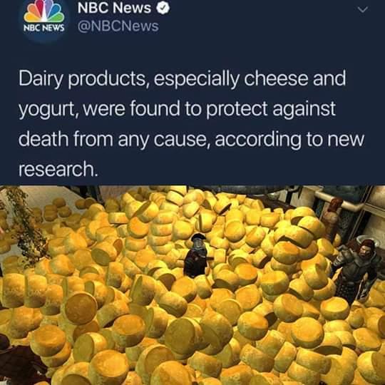 Cheese - meme