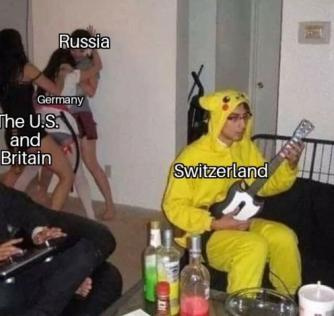 World War 2 - meme