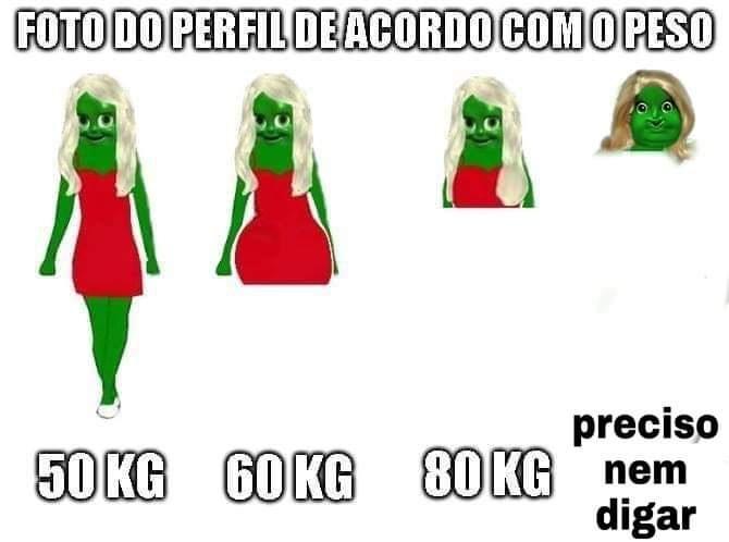 Gorda da sua mæ - meme