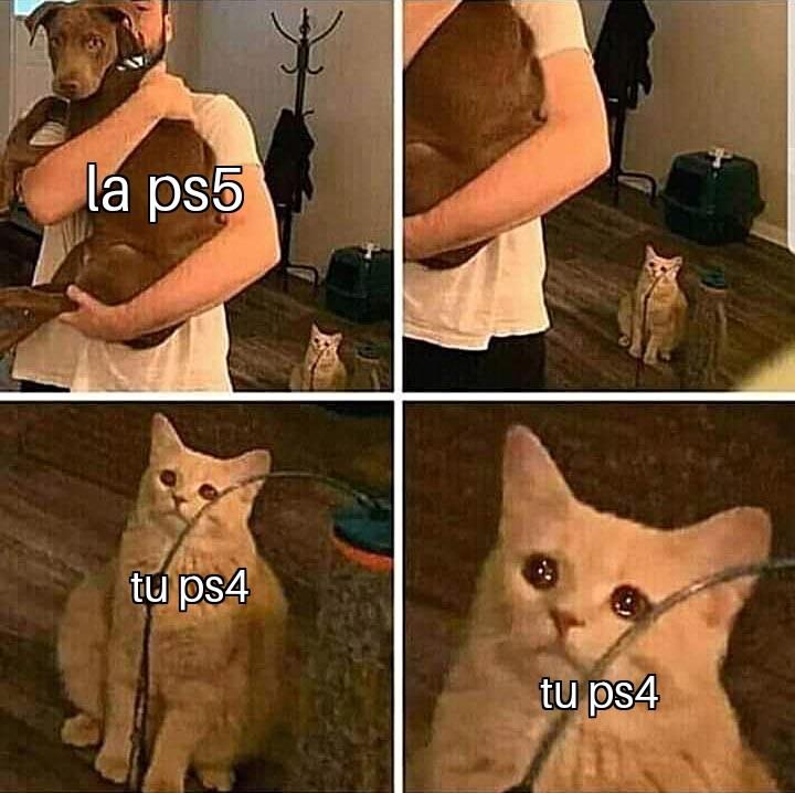 Lol ps5 - meme