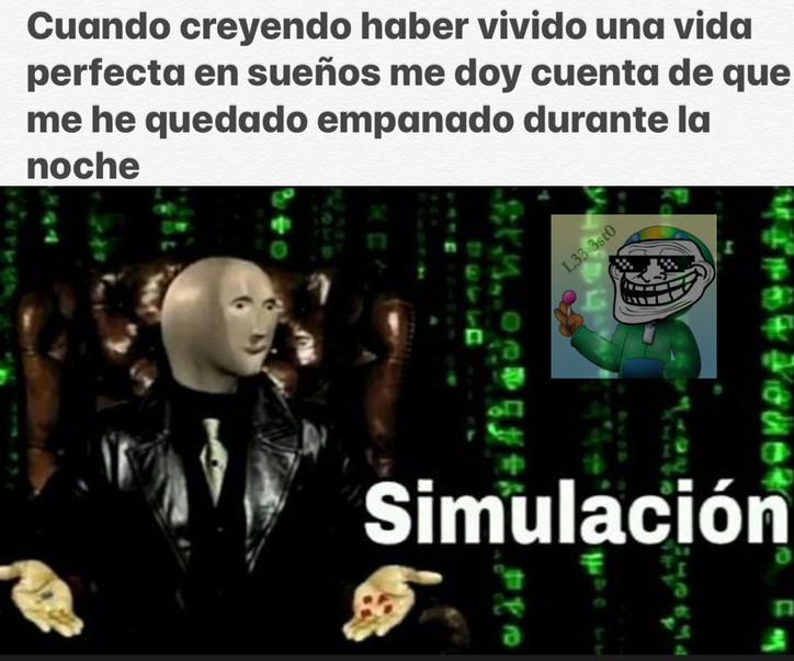 Matrix - meme