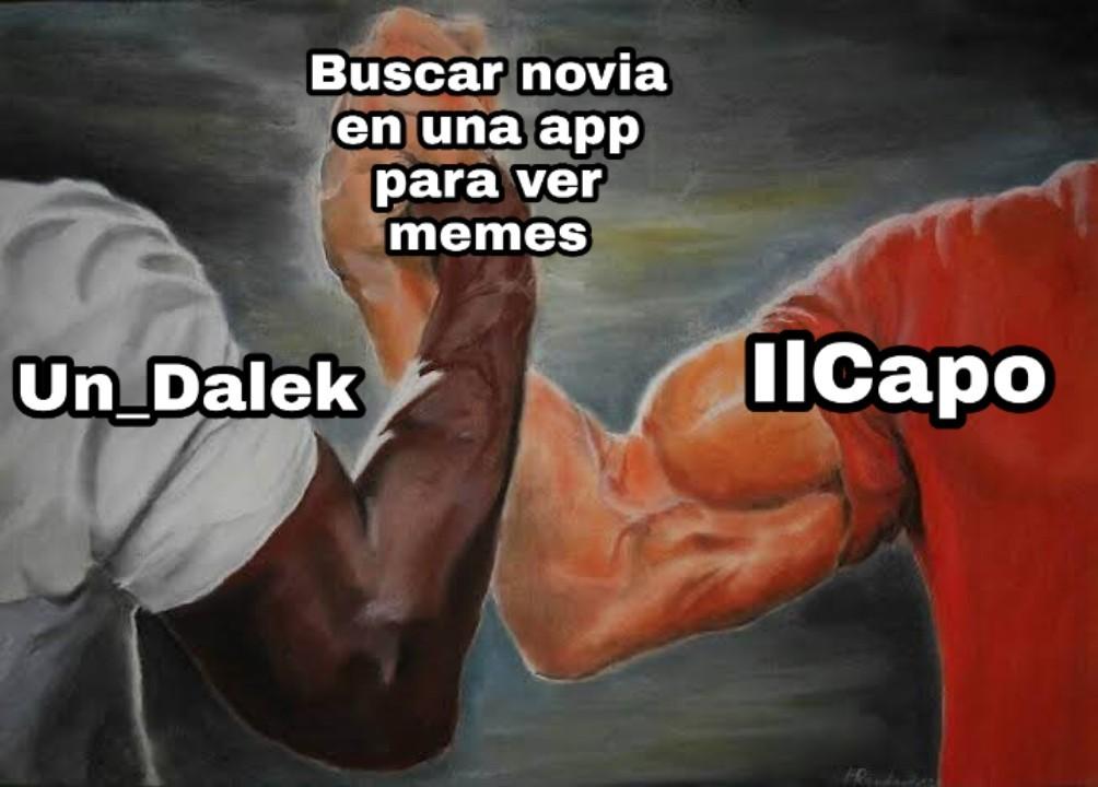 Re virgos los 2 - meme