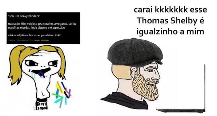 frio e flamenguistakkkk - meme
