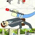 Youtube, el acosador que más amamos ᕙ( ͡° ͜ʖ ͡°)ᕗ