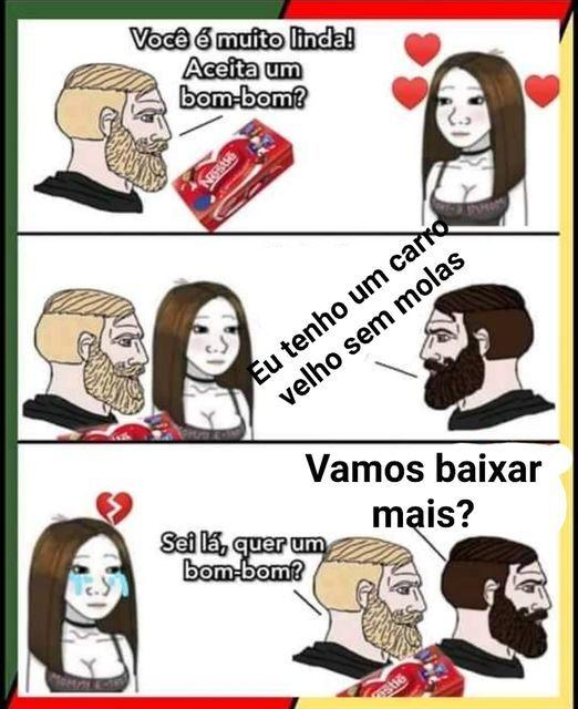 choraboy é gay - meme