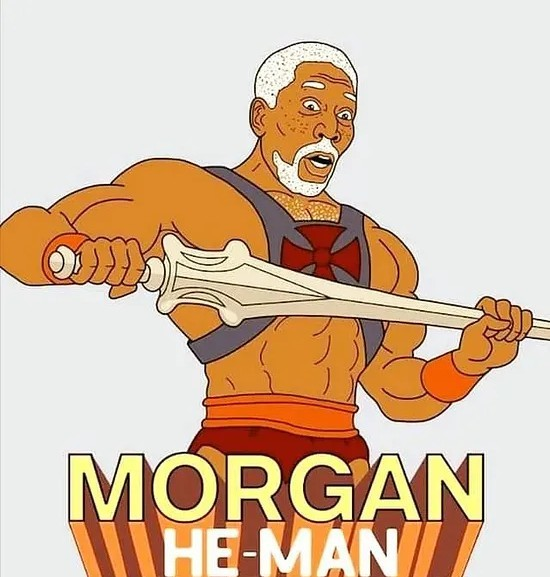 Morgan - meme