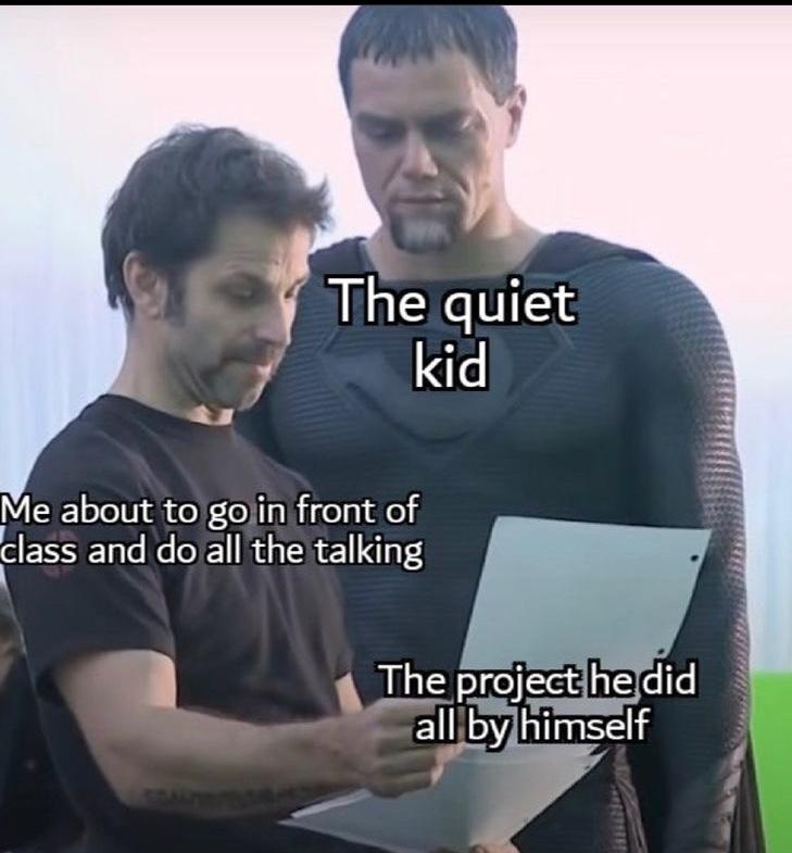 presentation time - meme