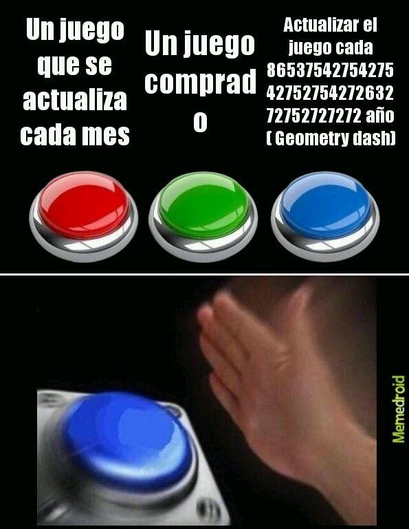 Robtop games - meme