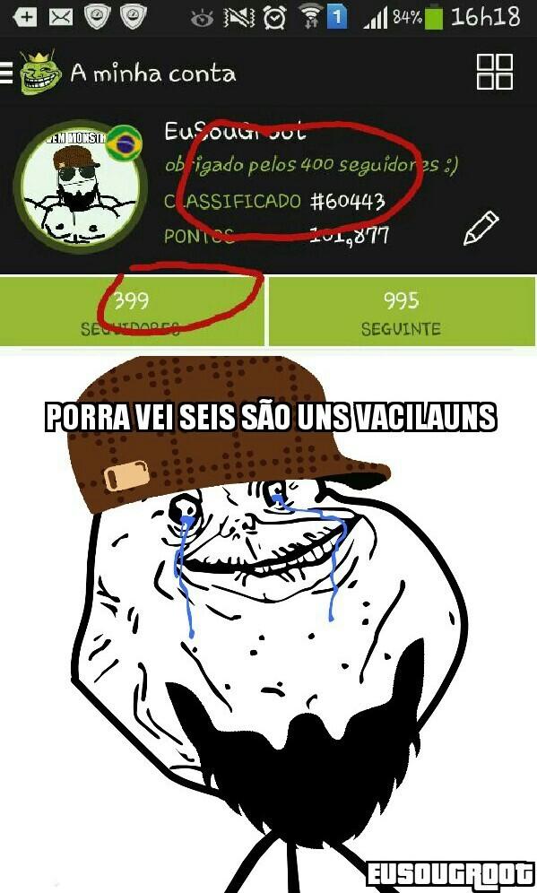Vaciloes ;-; - meme