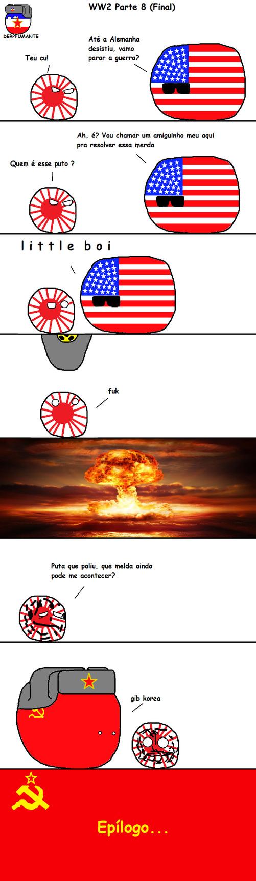 WW2 Parte 8(Final).  O epílogo está por vir... - meme
