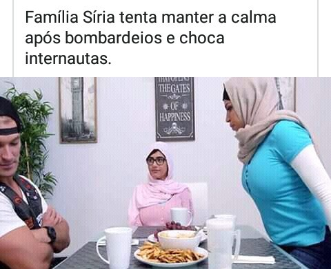A PAZ - meme