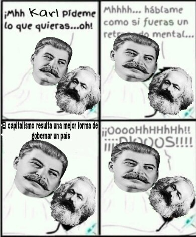 El comunismo - meme