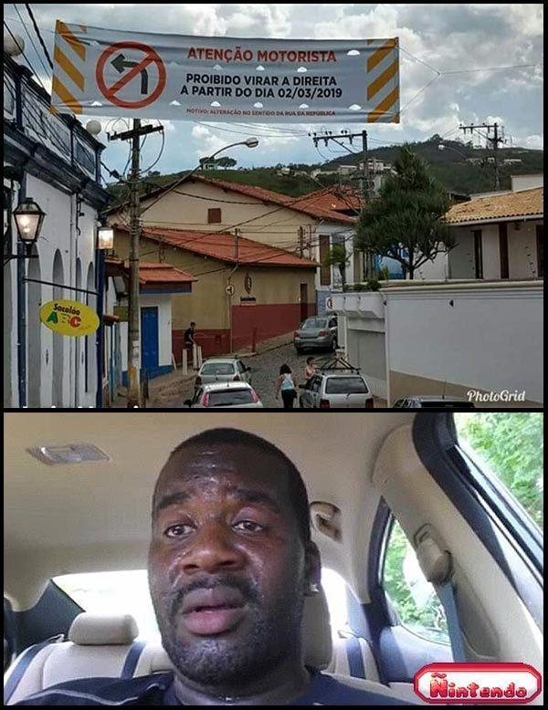 ai fode o motorista - meme