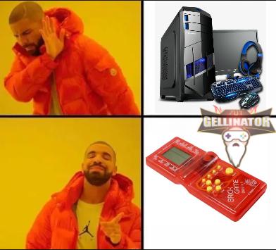 #Gamer - meme